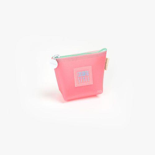 Languo Colorful Style Cüzdan Pembe LG-8485
