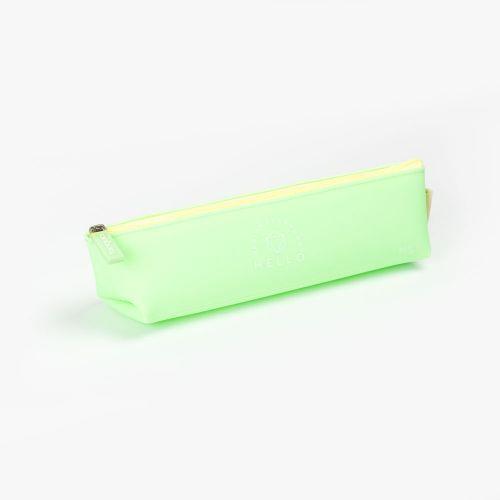 Languo Hello Kalem Çantası Fıstık Yeşil LG-8714