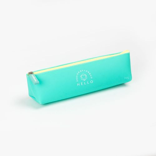 Languo Hello Kalem Çantası Yeşil LG-8714