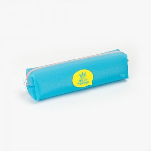 Languo - Languo Hello Winter Kalem Çantası Mavi LG 10177