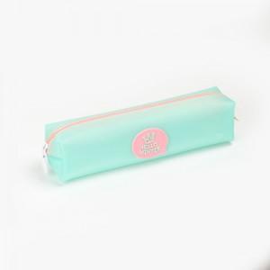 Languo - Languo Hello Winter Kalem Çantası Mint LG 10177