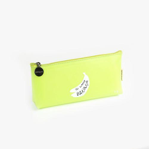 Languo The Summer Banana Kalem Çantası Yeşil LG 8500