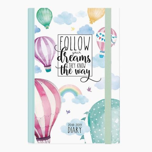 Legami Dreams 2018-2019 16 Aylık Günlük Ajanda 6852
