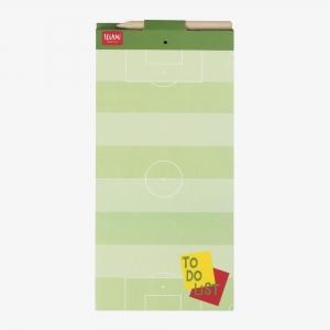 Legami - Legami Manyetik Not Defteri Futbol MNP0025 3405