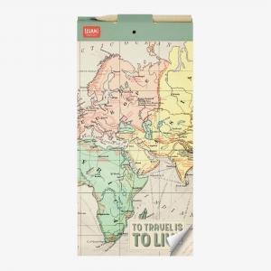 Legami - Legami Manyetik Not Defteri Maps MNP0072 0072