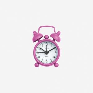 Legami - Legami Mini Tick Tock Alarmlı Saat Fuşya