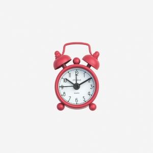 Legami - Legami Mini Tick Tock Alarmlı Saat Kırmızı