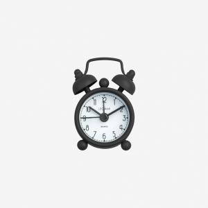 Legami - Legami Mini Tick Tock Alarmlı Saat Siyah