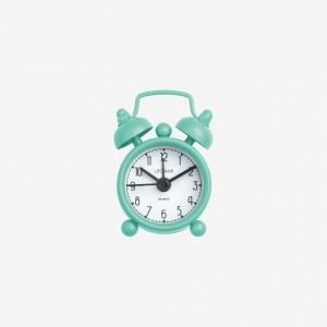 Legami - Legami Mini Tick Tock Alarmlı Saat Turkuaz