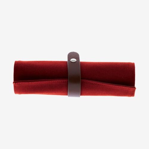 Legami Roll Up Kalem Çantası Kırmızı