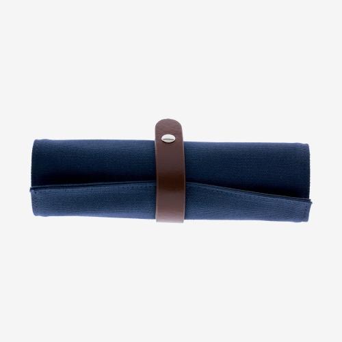 Legami Roll Up Kalem Çantası Mavi