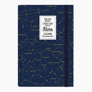 Legami - Legami Stars 2018-2019 16 Aylık Günlük Ajanda 6838