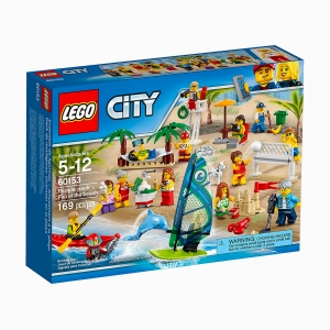 Lego - LEGO City People pack – Fun at the beach 5-12 60153 5999