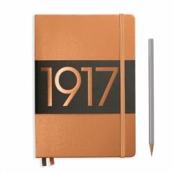 Leuchtturm1917 - Leuchtturm1917 100.Yıl Limited Edition Çizgili Copper