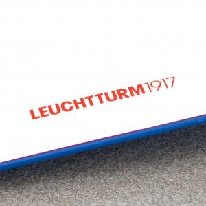 Leuchtturm1917 A5 Special Edition RED DOTS A5 Dot (Noktalı) Defter Anthracite 357699 2726 - Thumbnail