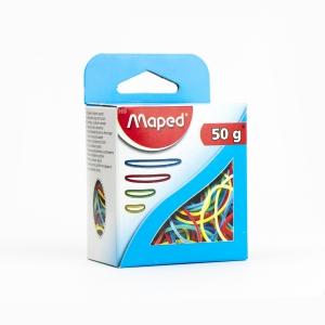 Maped - Maped 50gr. Renkli Lastik 351100 1002