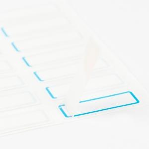 Maped - Maped Plastik Koruyucu Filmli 112 Yapıştırma Etiketi 8107 (1)