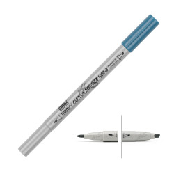 Marvy - MARVY Cartoon Designer 1900-B Marker No 17 Stell Blue