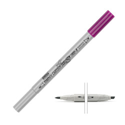 Marvy - MARVY Cartoon Designer 1900-B Marker No 20 Magenta