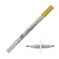 Marvy - MARVY Cartoon Designer 1900-B Marker No 23 Gold Ochre