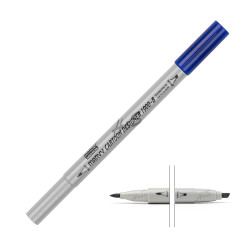 Marvy - MARVY Cartoon Designer 1900-B Marker No 3 Blue