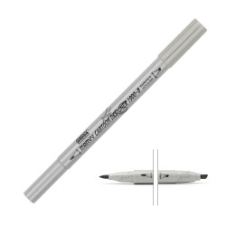 Marvy - MARVY Cartoon Designer 1900-B Marker No 37 Light Cool Grey