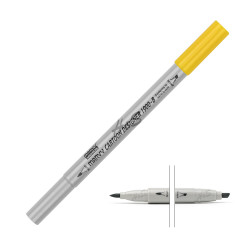 Marvy - MARVY Cartoon Designer 1900-B Marker No 5 Yellow