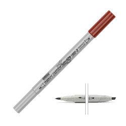 Marvy - MARVY Cartoon Designer 1900-B Marker No 6 Brown