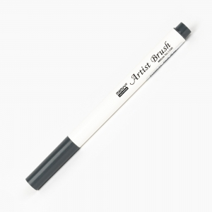 Marvy - Marvy Uchida Artist Brush Kalem 21 DARK GREY