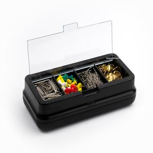 Mas - MAS Soft Touch Masa Üstü Tutacak Seti Mavi Siyah 9299