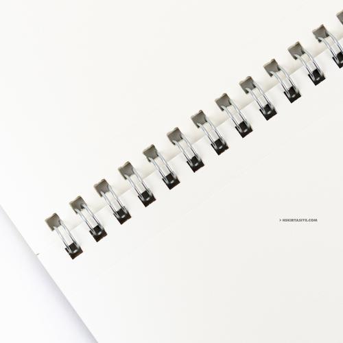 Mead Academie 25x35cm DrawingPad Çizim Defteri 7624