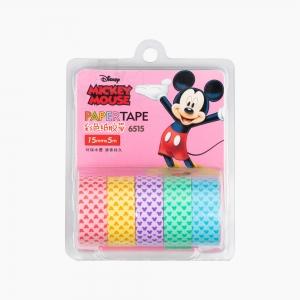 Mickey Mouse - Mickey Mouse Desenli Bant 5'li