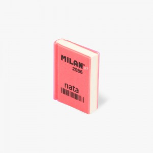 Milan - Milan Nato Kitap Silgi 2036 Turuncu