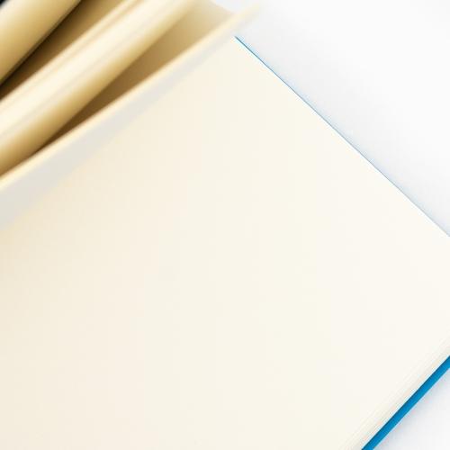 Milan paperbook A5 Çizgisiz Defter Mavi 8724
