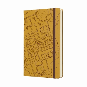 Moleskine - Moleskine A5 Harry Potter Limited Edition 2019 Günlük Ajanda 6939 (1)
