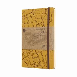 Moleskine - Moleskine A5 Harry Potter Limited Edition 2019 Haftalık Ajanda 6953