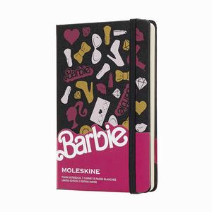 Moleskine - Moleskine A6 In Barbie Limited Edition Çizgisiz Defter