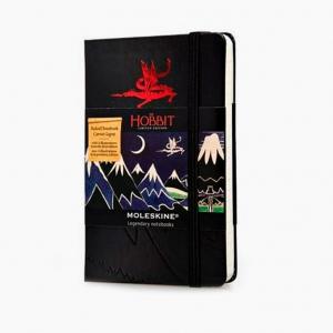 Moleskine - Moleskine Hobbit Limited Edition Small Çizgili Defter 0776