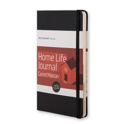 Moleskine - Moleskine Home Life Journal Büyük Boy Defter