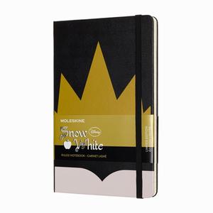 Moleskine - Moleskine Medium Disney Snow White Limited Edition Çizgili Defter