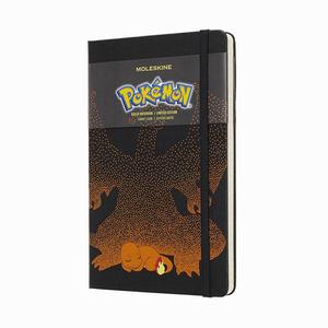 Moleskine - Moleskine Medium Pokemon Limited Edition Çizgili Defter