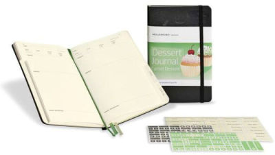 Moleskine Passions Dessert Journal