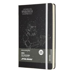 Moleskine - Moleskine Star Wars Limited Edition 2018 Günlük Planlayıcı