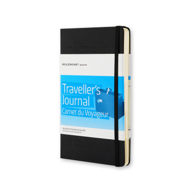 Moleskine A5 Passions Travel Journal 6255