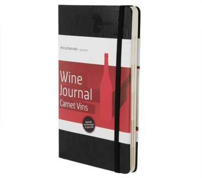 Moleskine A5 Passions Wine Journal