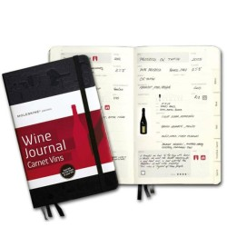 Moleskine - Moleskine A5 Passions Wine Journal 3162 (1)