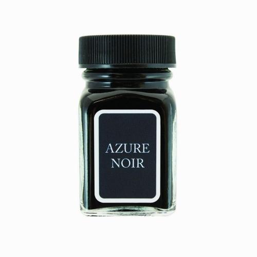 Monteverde Azure Noir 30 ml Şişe Mürekkep 3706