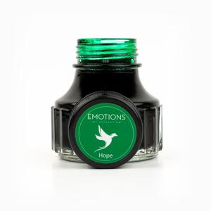 Monteverde USA - Monteverde Emotions Series 90 ml Şişe Mürekkep Hope (Green)