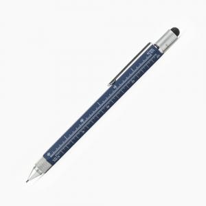 Monteverde USA - Monteverde One Touch Tool 0.9 mm Mavi Kurşun Kalem