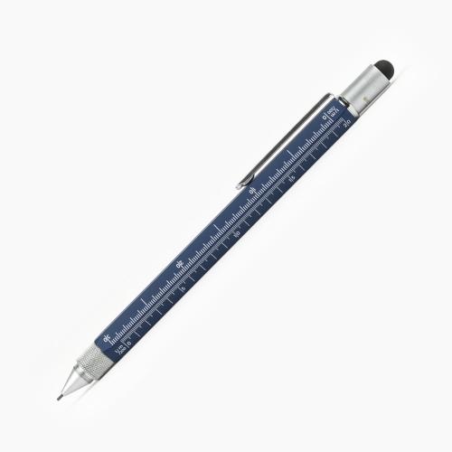 Monteverde One Touch Tool 0.9 mm Mavi Kurşun Kalem